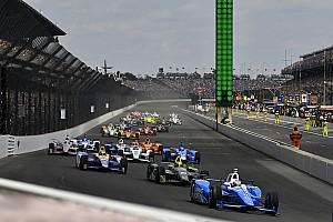 IndyCar Top List GALERI: Foto-foto terbaik Indy 500