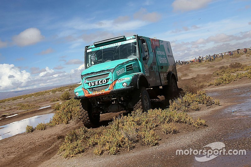Frustrated de Rooy says Dakar needs to rethink Bolivia leg