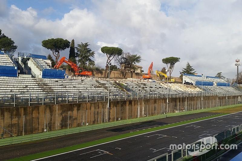 Circuito Vallelunga : Vallelunga autodromo racetime