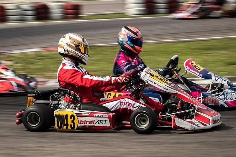 Egy új tehetség a motorsportban, aki még sokra viheti - Szabó Nikolas