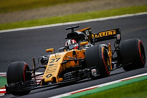 F1 突发新闻 霍肯伯格:雷诺的可靠性不够理想