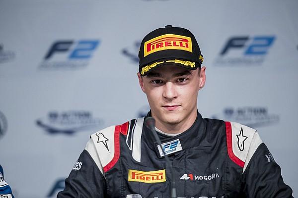 Abu Dhabi F2: Markelov, kendisinin ilk pole pozisyonunu kaptı