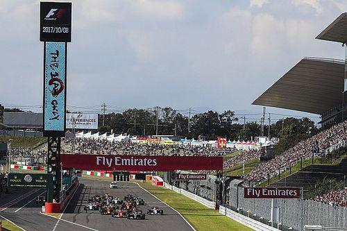DAZNがF1日本GPを強力後押し。2005&2012年のレースを無料プレイバック配信
