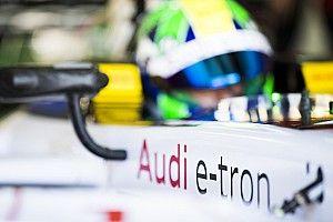 F.E, Nico Müller e Nyck De Vries con Audi nei test rookie