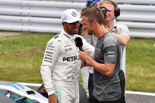 Button cree que Hamilton es el más veloz para dar una vuelta