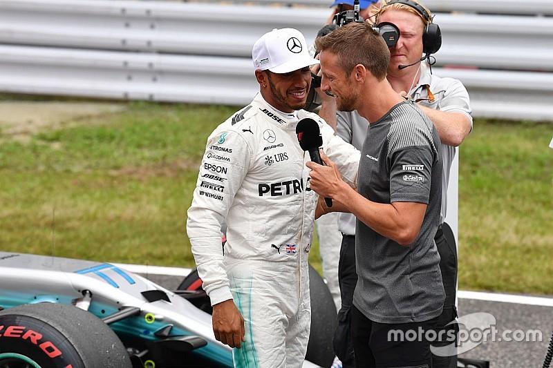 Баттон: Переход в Ferrari может стать для Хэмилтона концом карьеры