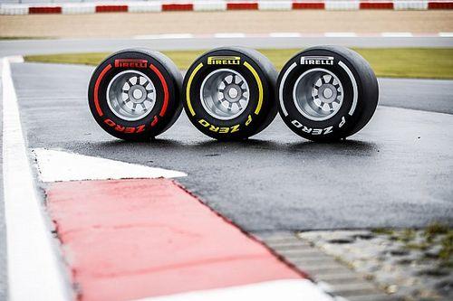 Pirelli протестирует в Портимане шины 2021 года
