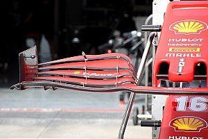 Emilia Romagna GP: Latest F1 technical developments