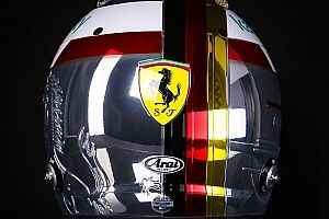 GALERIA: Capacetes de Vettel, Norris, Giovinazzi e Russell na Itália