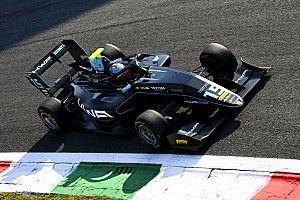 F3 Monza: Olaylarla dolu yarışı Hughes kazandı