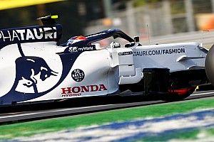 F1イタリアGP決勝速報:アルファタウリ・ホンダのガスリー大金星。F1キャリア初優勝!