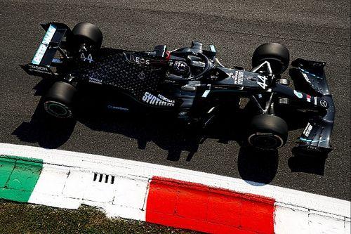 2020 F1 Italian Grand Prix qualifying results, full grid lineup