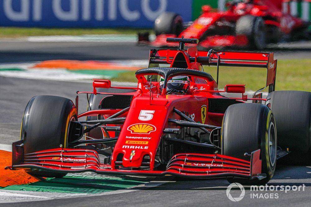 """F1: Vettel e Leclerc dizem que carro """"não é fácil"""" de guiar e se preparam para GP """"difícil"""""""