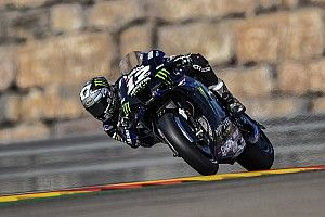 Aragon MotoGP: Vinales dominates FP2 as Ducati struggles