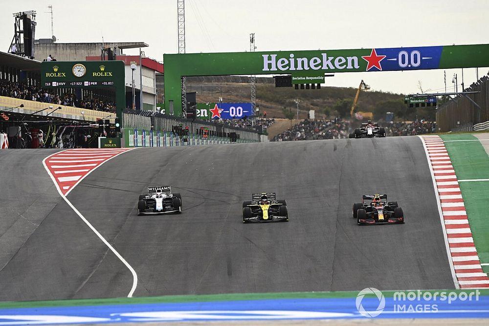 الفورمولا واحد تتلقى الضوء الأخضر لإقامة جائزة البرتغال الكبرى 2021