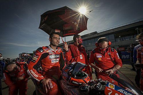 Ganti Pabrikan, Petrucci Penasaran dengan KTM