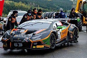 24h di Spa: Caldarelli svetta con la Lamborghini nelle Libere