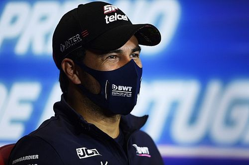 El jefe de Williams no descartó a Pérez para 2021