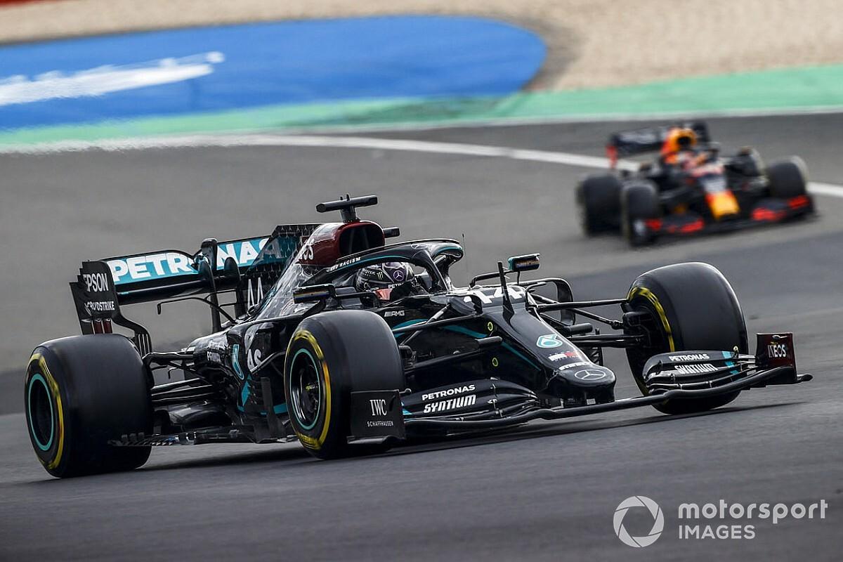 Hamilton: Nieuw Mercedes-contract waarschijnlijk een formaliteit