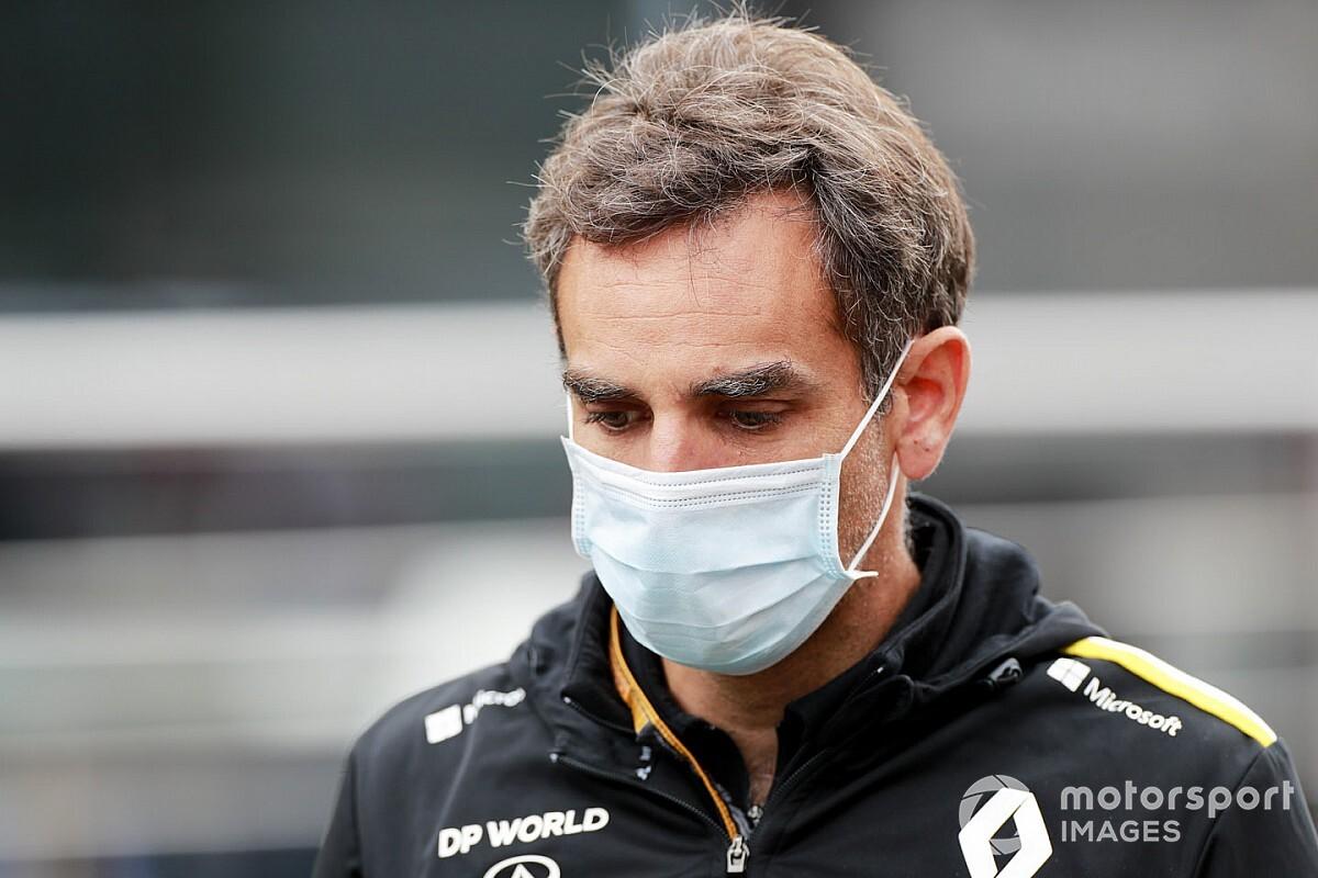HIVATALOS: Cyril Abiteboul távozik a Renault-tól!