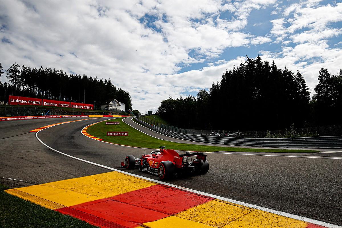 Binotto: Ferrari's tyre struggles at Spa a one-off