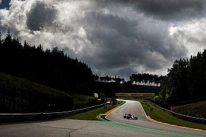 "Sainz: McLaren could be in ""trouble"" if it rains at Spa"