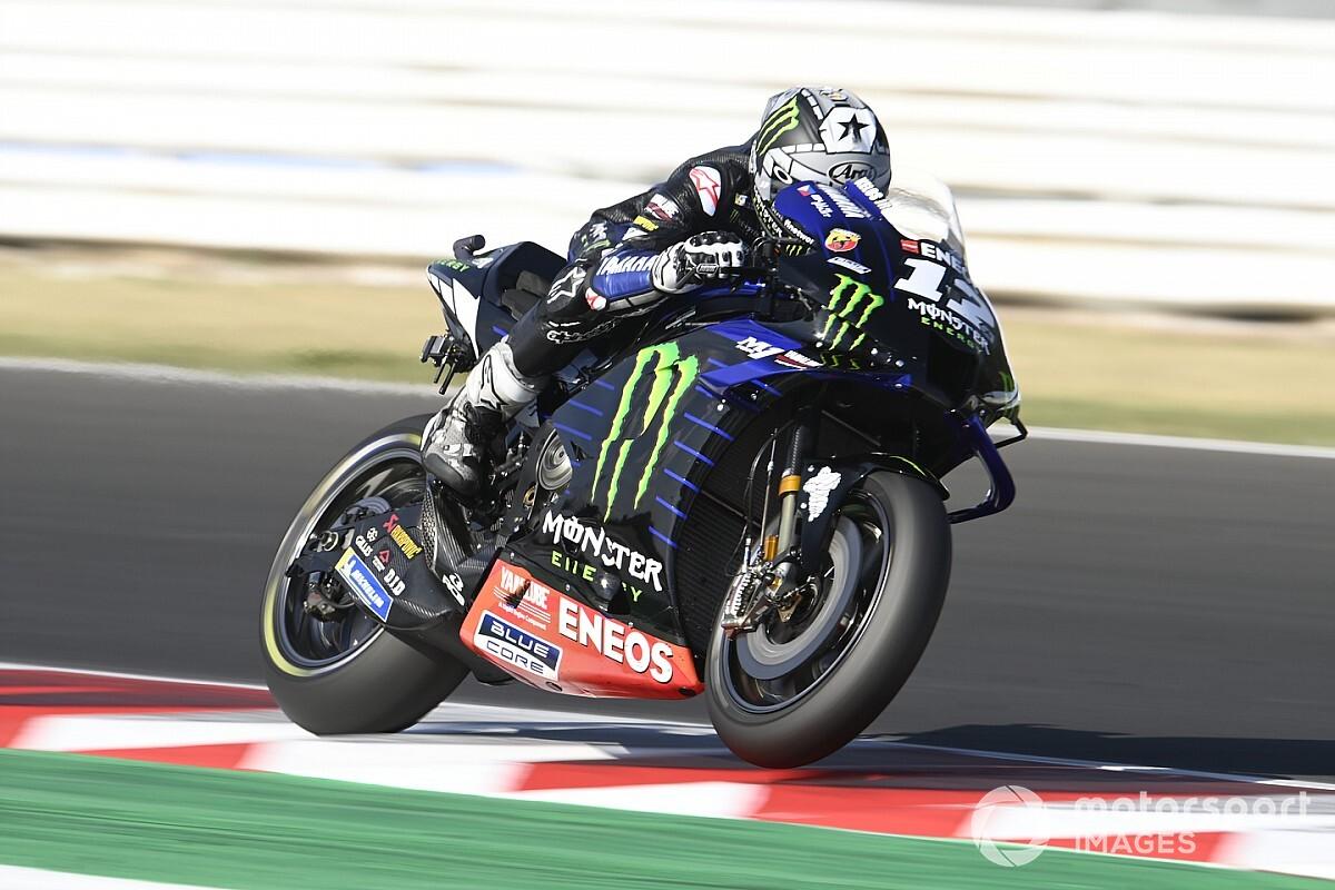 MotoGP: Viñales é pole para o GP da Emilia Romagna em Misano