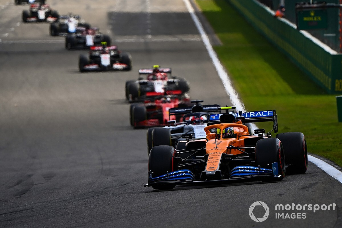 McLaren not counting out Ferrari's ability to 'strike back'