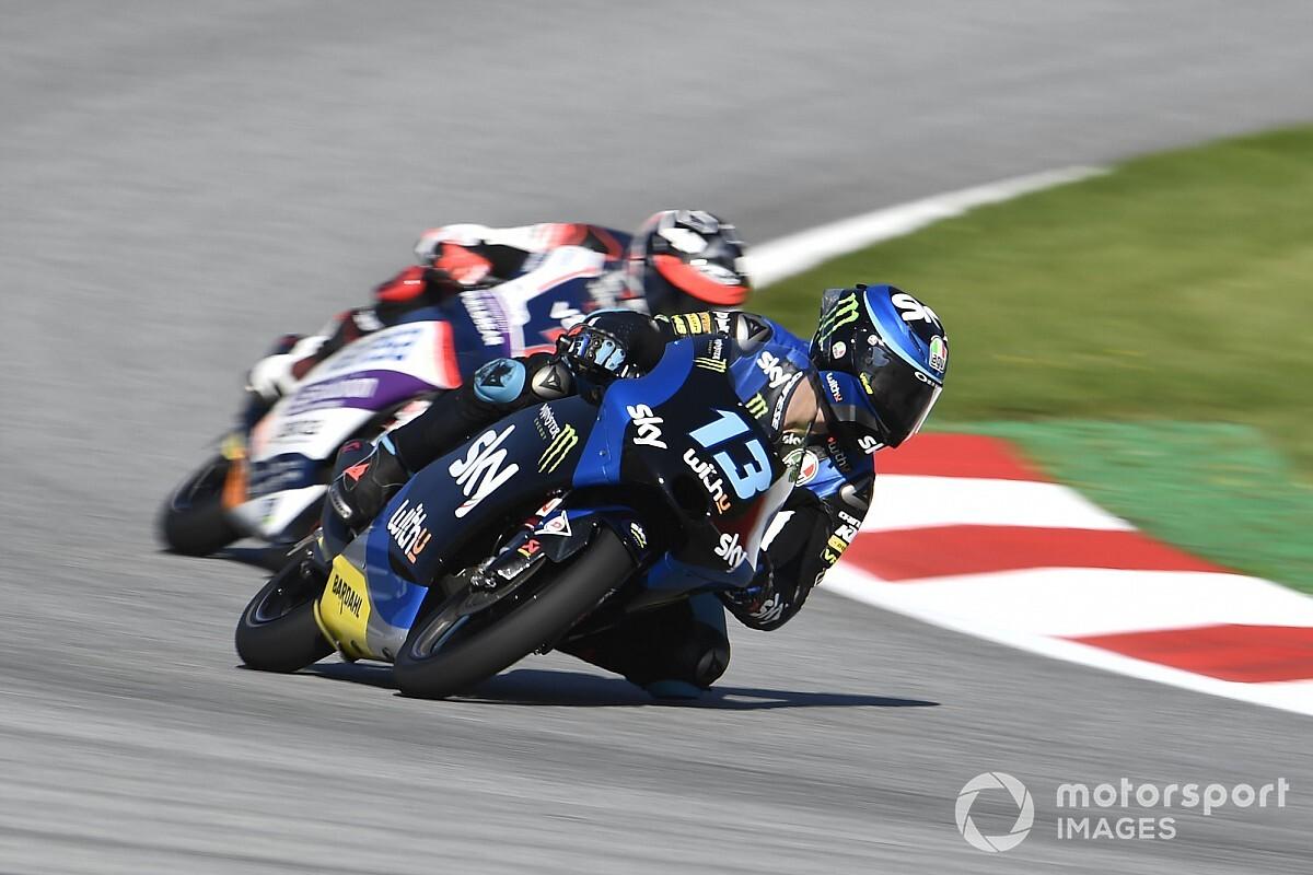Styria Moto3: Rossi protege Vietti scores first win