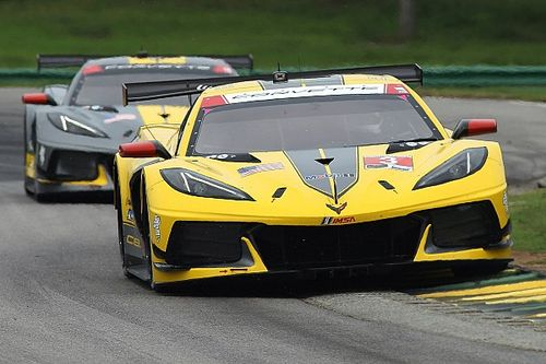 "Corvette's Garcia thought he had a tire ""blowing up"" ahead of win"
