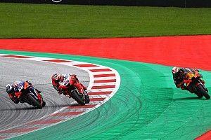 Oliveira se estrena en MotoGP con un triunfo de infarto en el Red Bull Ring