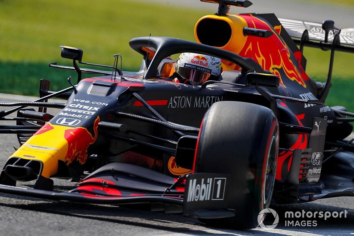 """Verstappen: """"Red Bull RB16 yeterince iyi değil"""""""