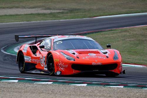 GT Endurance, Imola: nelle Libere è doppietta Ferrari