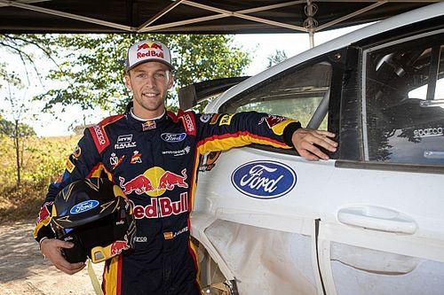 Jan Solans, con Ford España y Red Bull en el WRC 3 2020