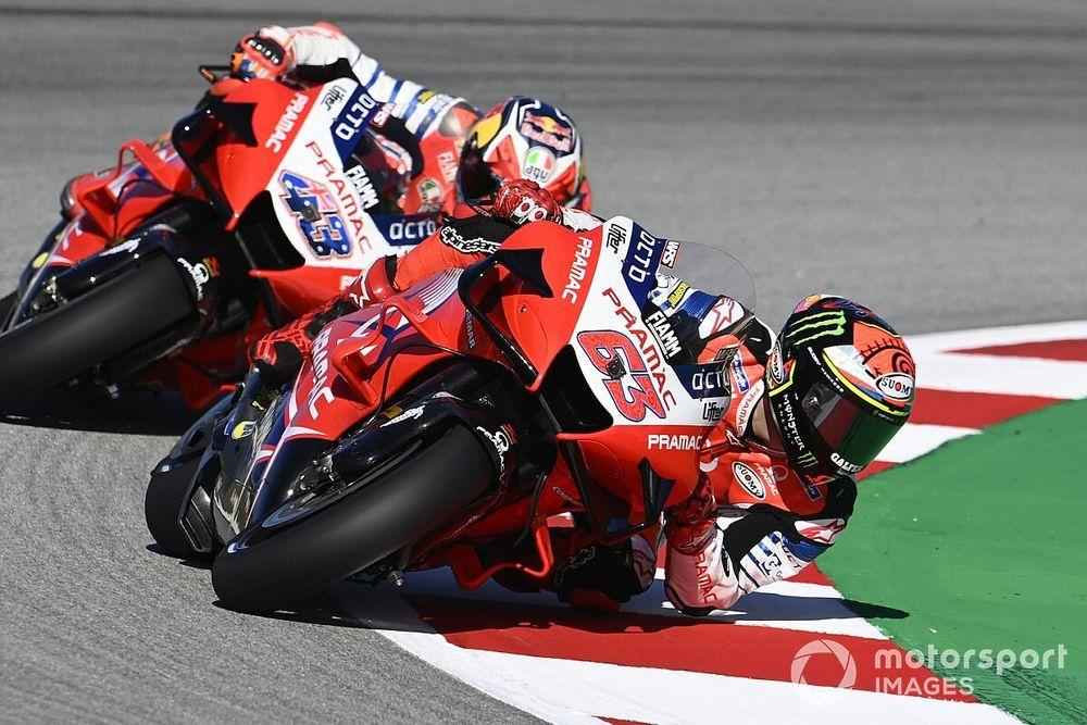 MotoGP: Ducati confirma duplas para 2021 com Bagnaia ao lado de Miller na equipe oficial e nomes da Moto2