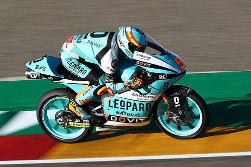 Moto3-race in Aragon opnieuw prooi voor Masia