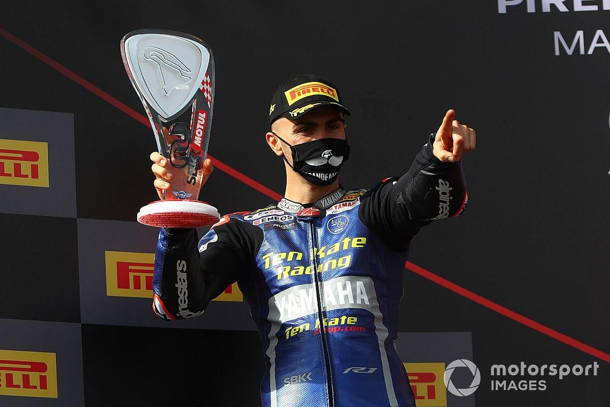 Loris Baz espère avoir convaincu le team officiel Yamaha