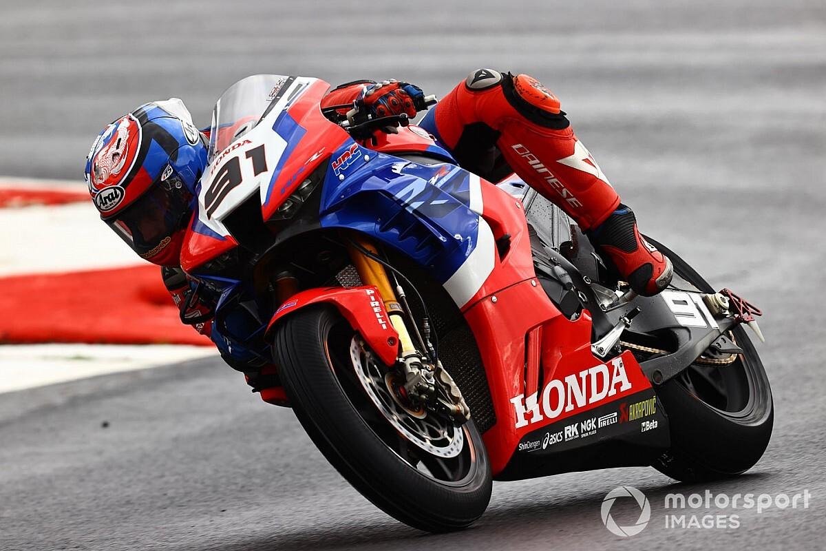 Haslam retains Honda World Superbike seat for 2021