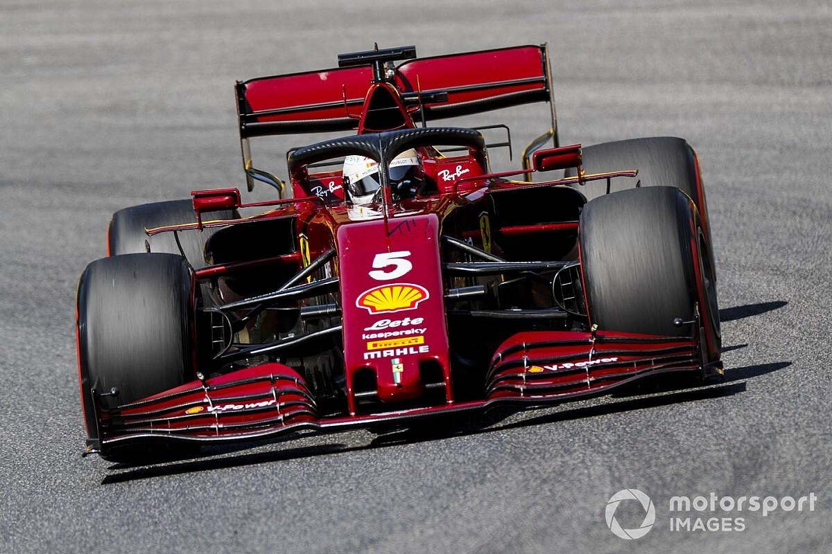 Vettel, Mercedes motoru kullanacağı için heyecanlı