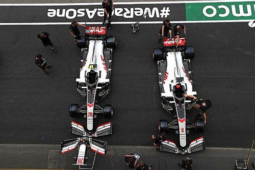 Haas n'a pas choisi ses nouveaux pilotes pour 2021