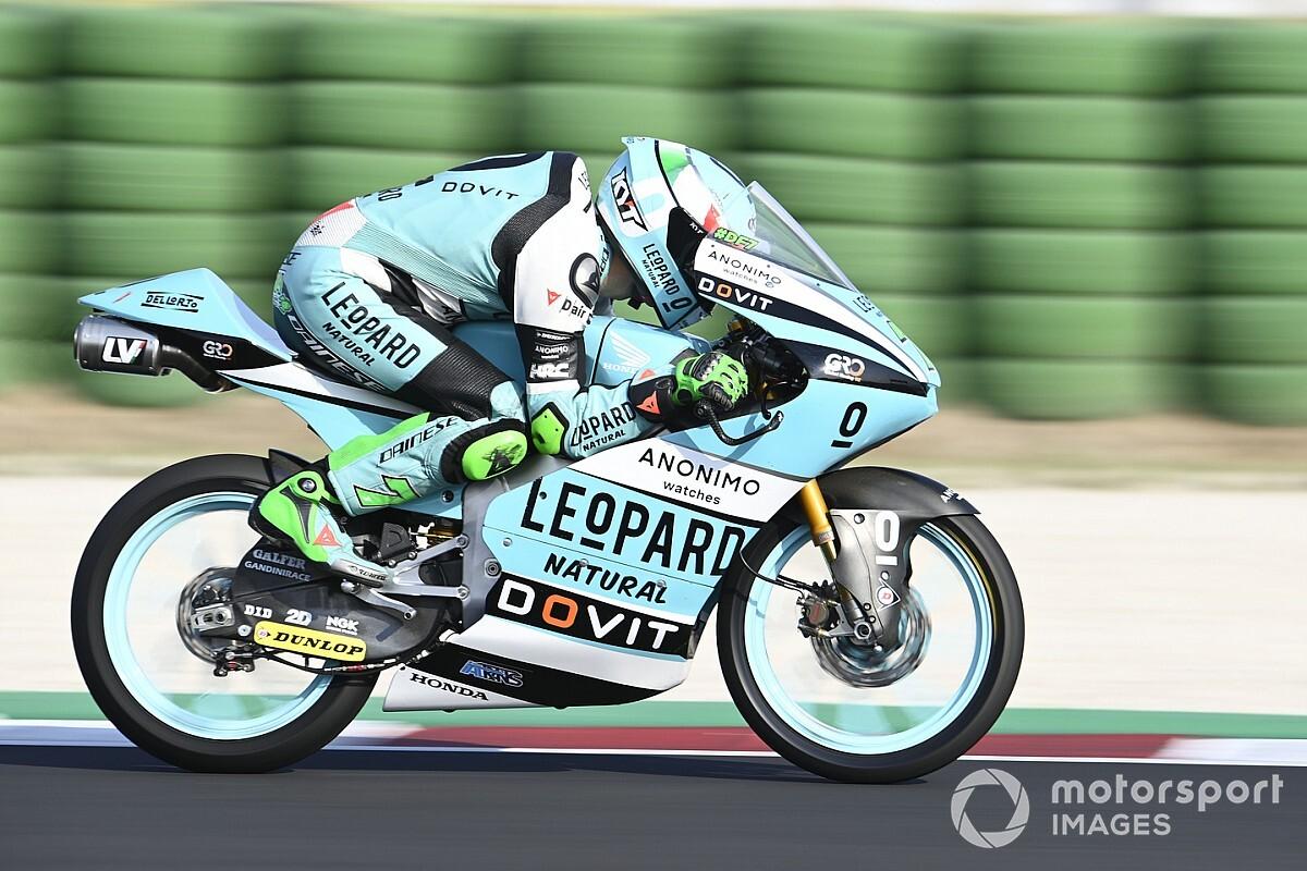 Leopard Racing wil in 2022 toetreden tot MotoGP