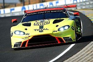 Aston Martin stoppe son programme en WEC et aux 24H du Mans