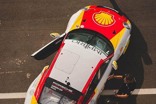 Shell corre na Porsche Endurance Series com pilotos em quatro carros diferentes