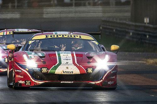 Ferrari annonce ses pilotes pour la saison 2021