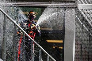 "Verstappen califica de ""aburrido"" su Gran Premio de Bélgica"