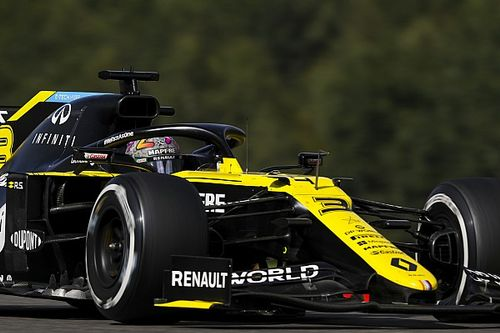 How Renault is powering up through the F1 order