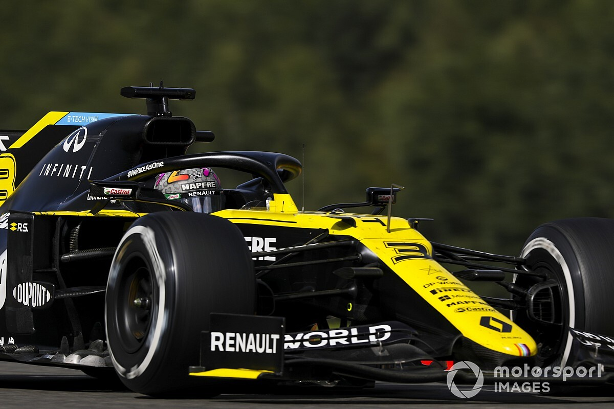 Renault znalazło dobre ustawienia