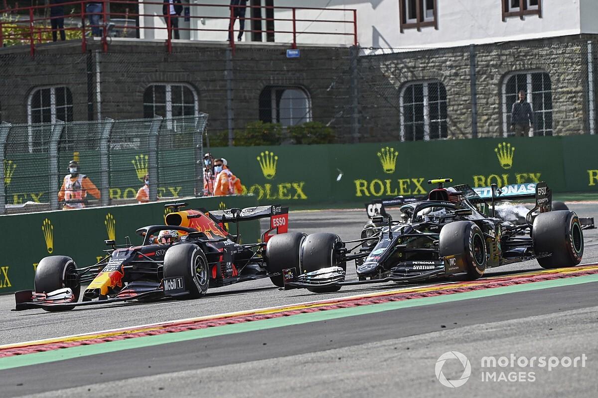 Verstappen, sezonu Bottas'ın önünde tamamlayabileceğinden emin değil