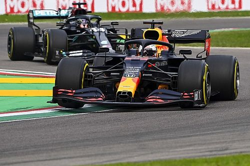 Verstappen: F1 2022 rules not designed to stop Mercedes
