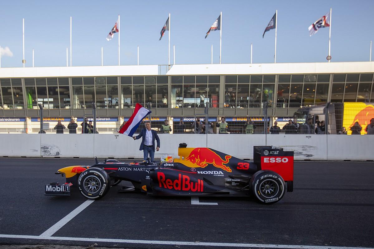 Zandvoort wil in belang van F1 denken, ook over race zonder publiek